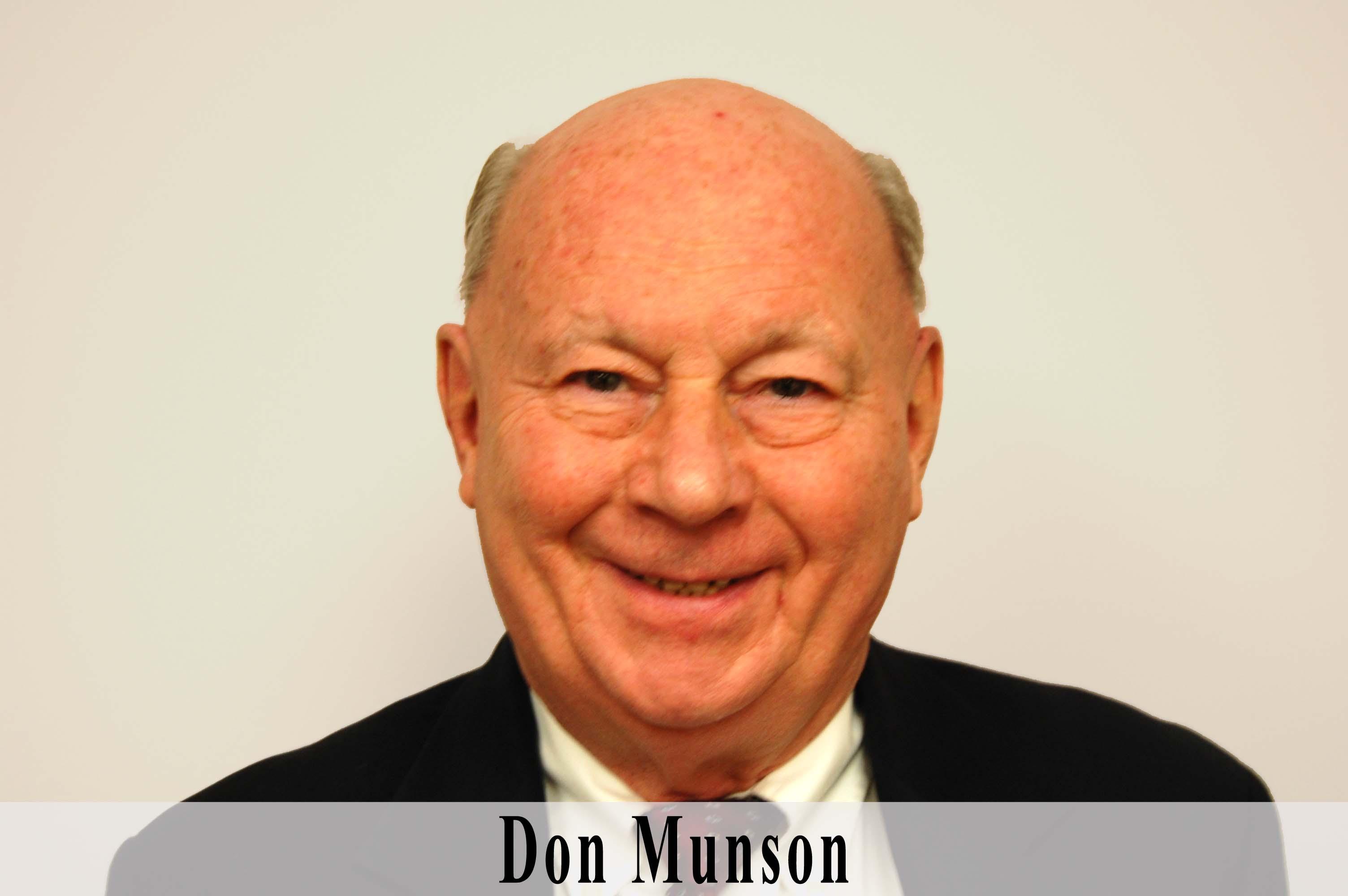 Don Munson